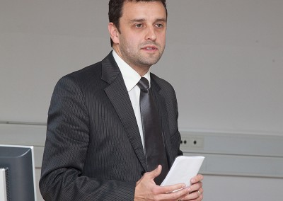 Mag. Urban Krajcar, Director-General of Science directorate, Ministry of Education, Science and Sport